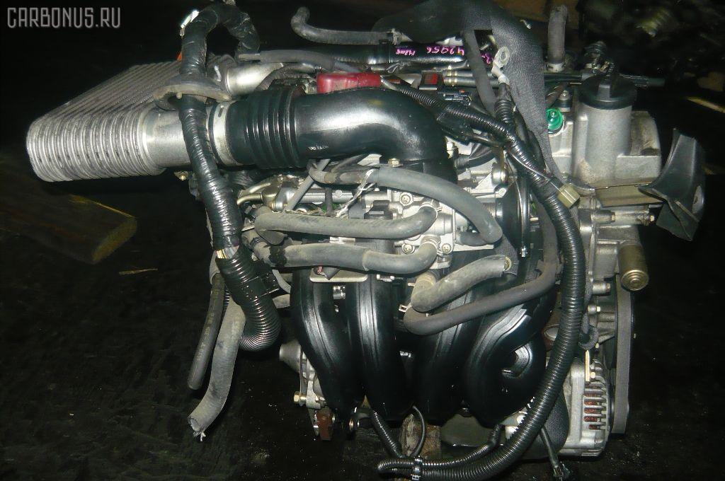Двигатель DAIHATSU YRV M201G K3-VET. Фото 5