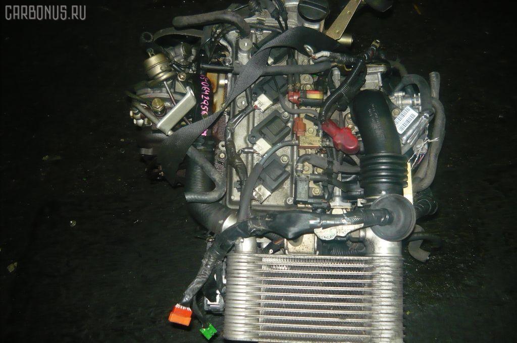 Двигатель DAIHATSU YRV M201G K3-VET. Фото 6