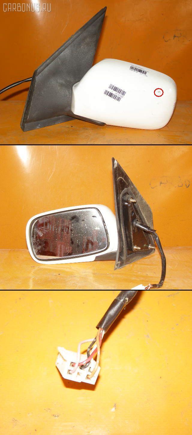 Зеркало двери боковой DAIHATSU YRV M201G. Фото 9
