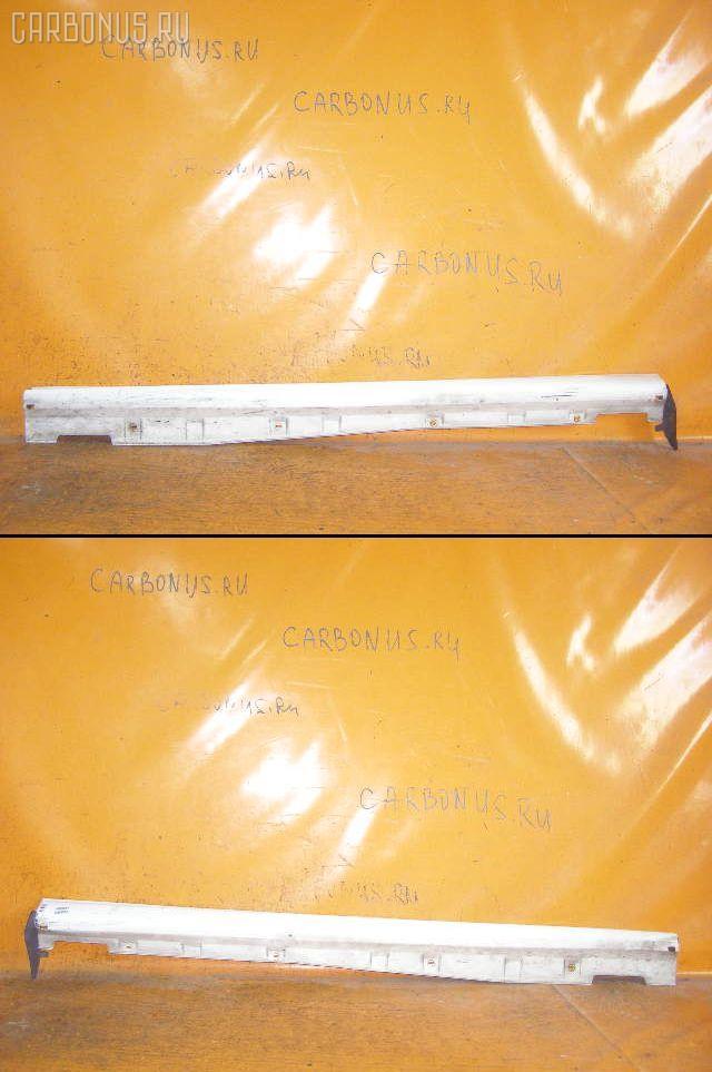 Порог кузова пластиковый ( обвес ) DAIHATSU YRV M201G. Фото 1