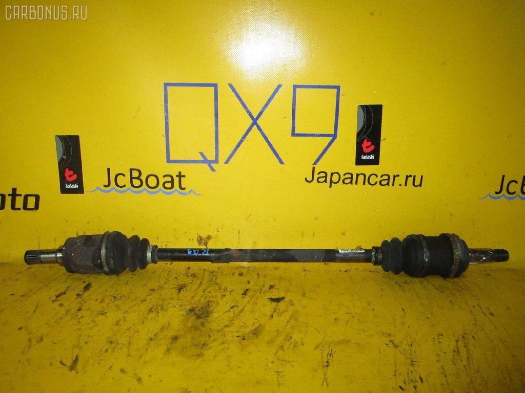 Привод HONDA ODYSSEY RA9 J30A. Фото 3