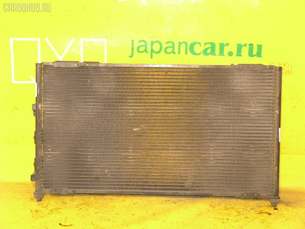 Радиатор кондиционера TOYOTA CHASER GX100 1G-FE. Фото 8