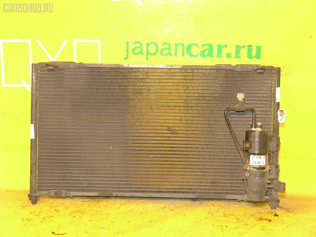 Радиатор кондиционера TOYOTA CHASER GX100 1G-FE. Фото 9