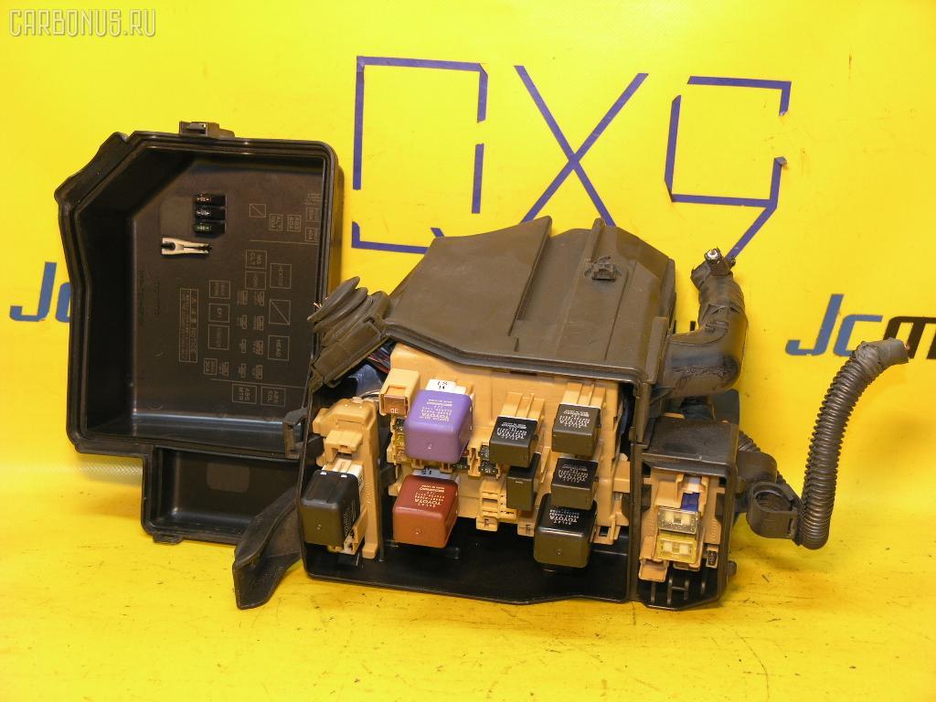 Блок предохранителей TOYOTA CHASER GX100 1G-FE. Фото 3