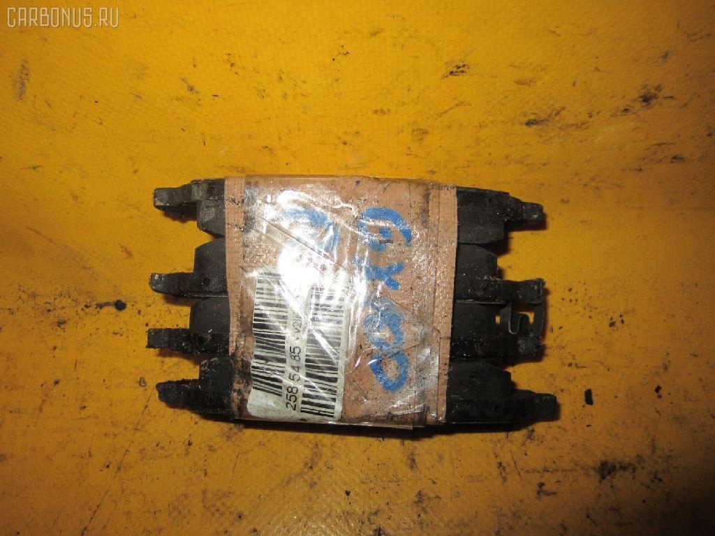Тормозные колодки TOYOTA GX100 1G-FE. Фото 8