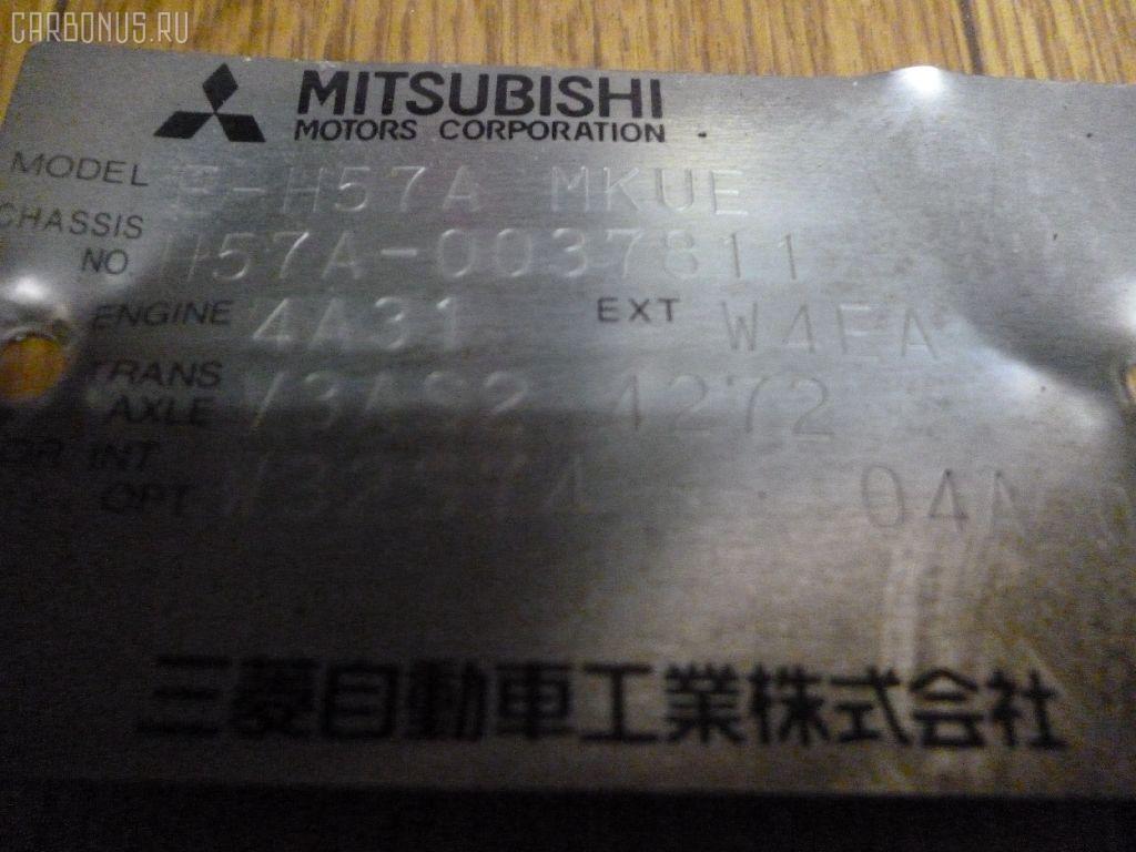 Кардан MITSUBISHI PAJERO JUNIOR H57A 4A31 Фото 2