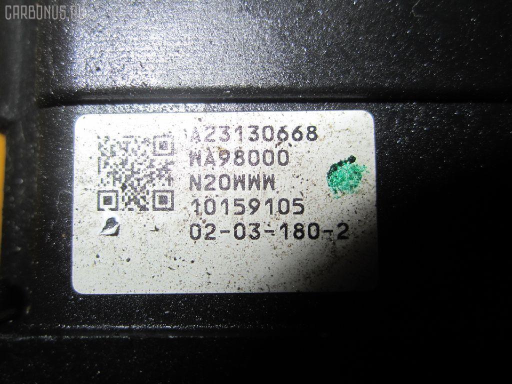 Блок ABS NISSAN CEDRIC MY34 VQ25DD. Фото 2