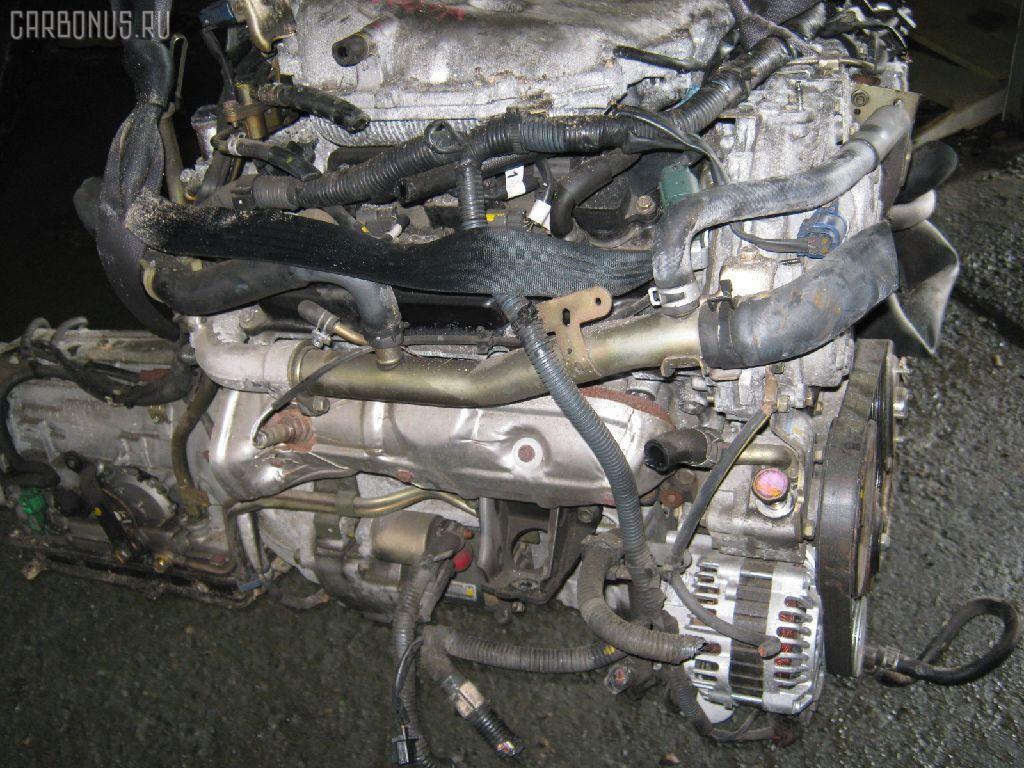 Двигатель NISSAN CEDRIC MY34 VQ25DD. Фото 1