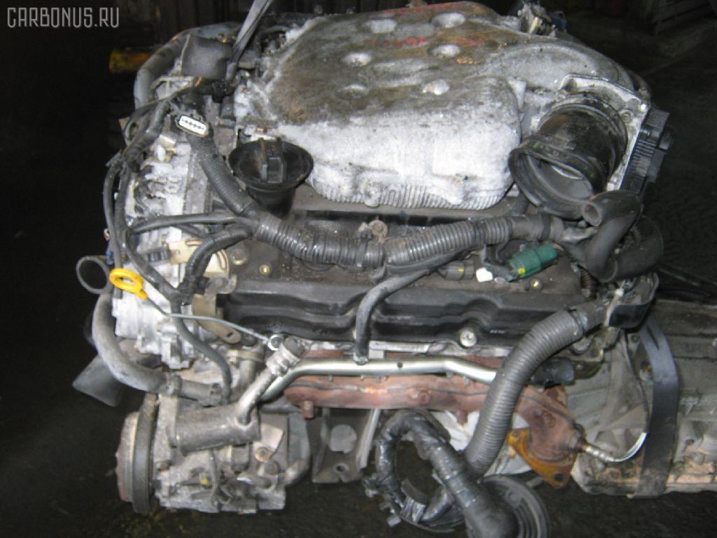 Двигатель NISSAN CEDRIC MY34 VQ25DD. Фото 3