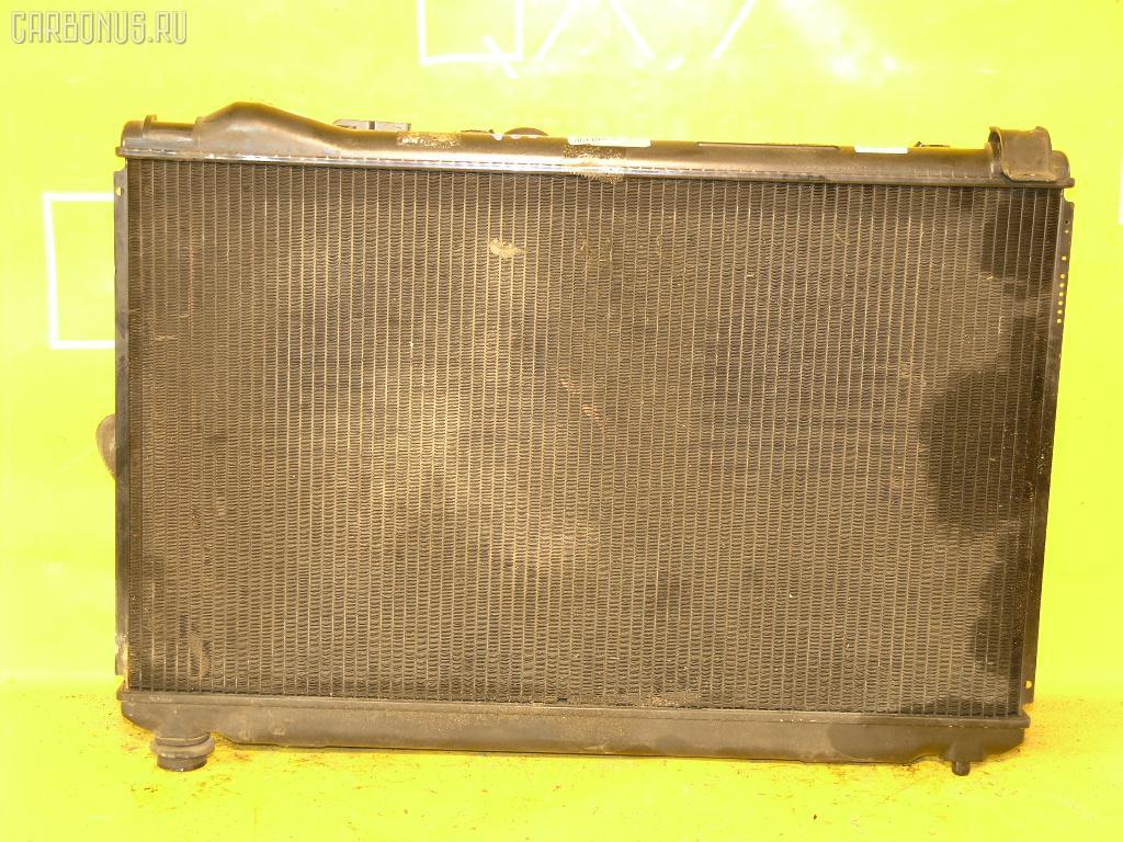 Радиатор ДВС TOYOTA WINDOM VCV11 4VZ-FE. Фото 2