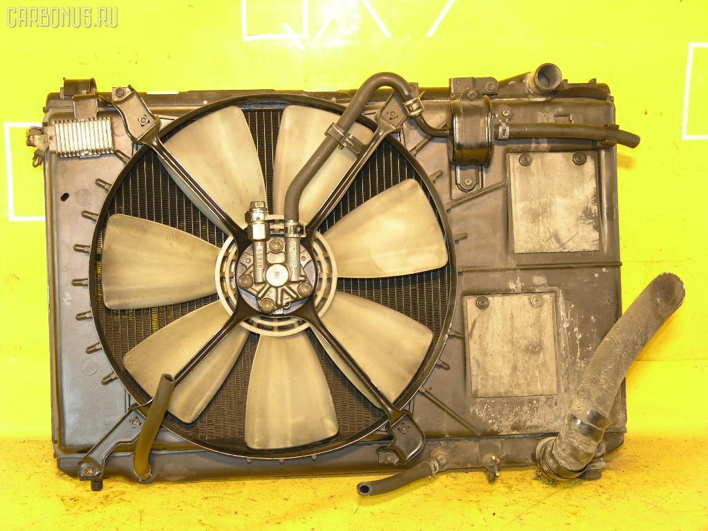 Радиатор ДВС TOYOTA WINDOM VCV11 4VZ-FE. Фото 3