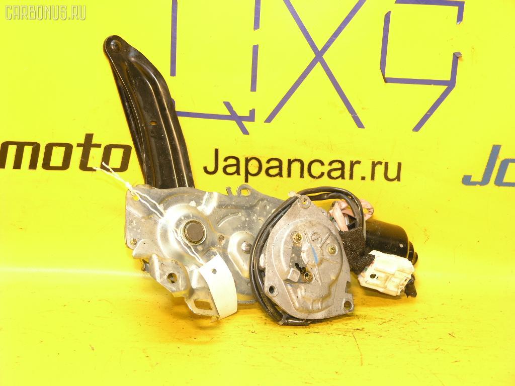 Мотор привода дворников MITSUBISHI COLT Z27A. Фото 2