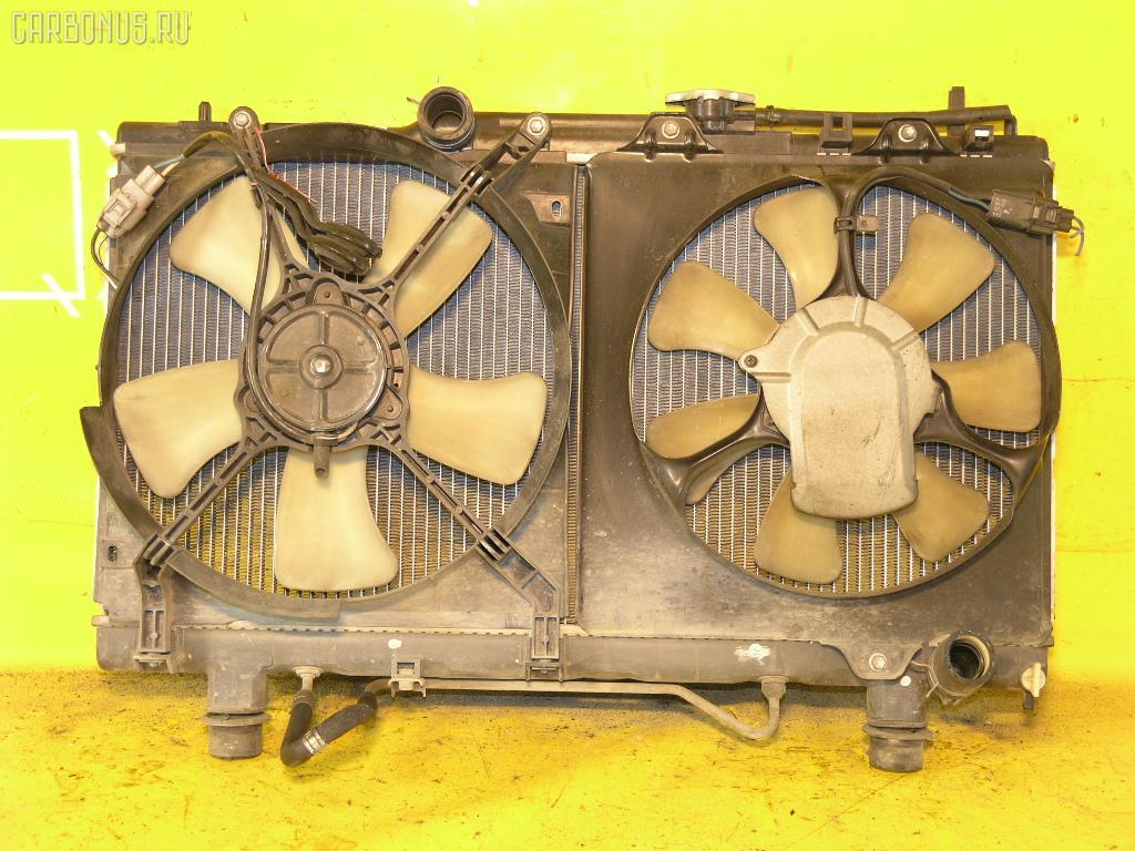 Радиатор ДВС TOYOTA CALDINA ST210G 3S-FE. Фото 8