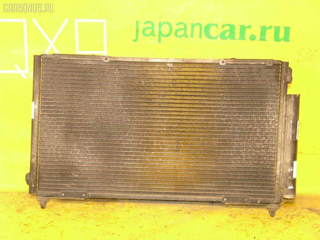Радиатор кондиционера TOYOTA CALDINA ST215G 3S-FE. Фото 1