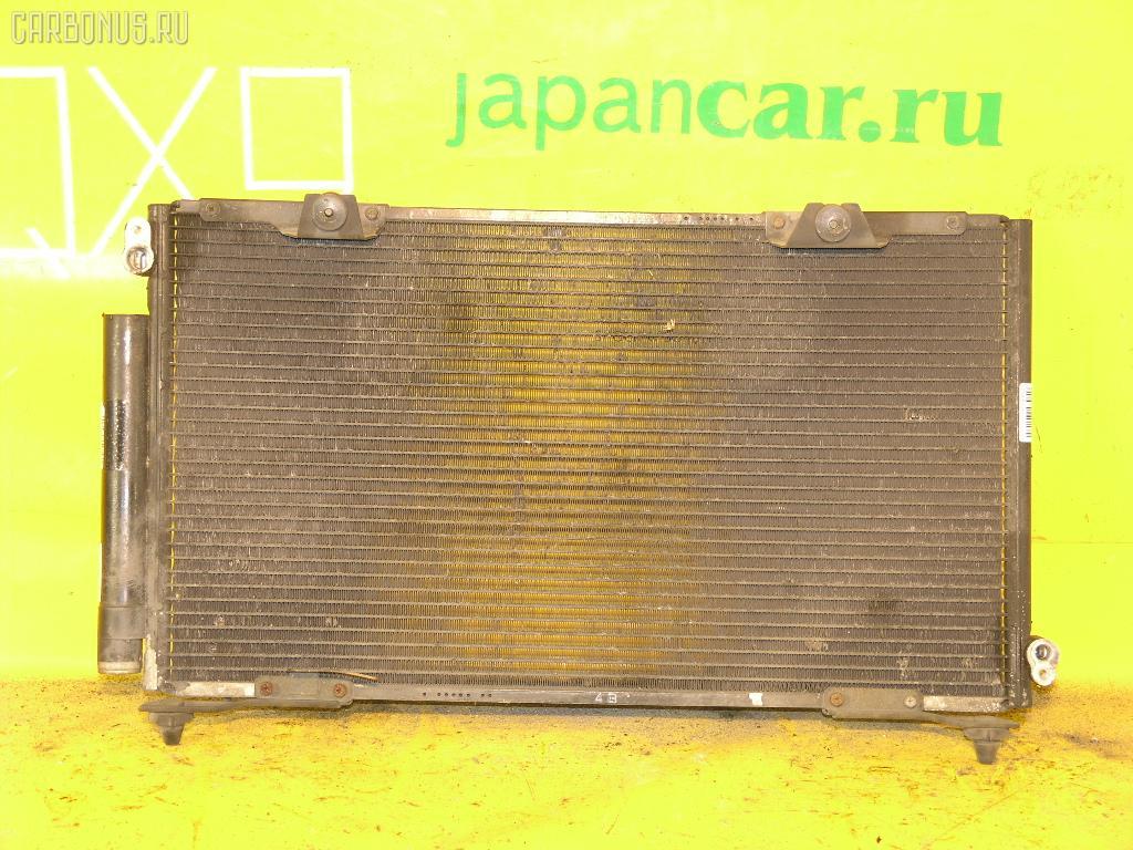 Радиатор кондиционера TOYOTA CALDINA ST215G 3S-FE. Фото 2