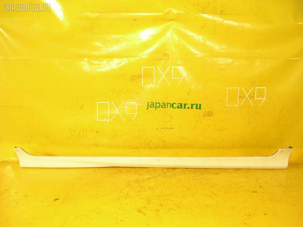 Порог кузова пластиковый ( обвес ) TOYOTA CALDINA ST215G. Фото 4