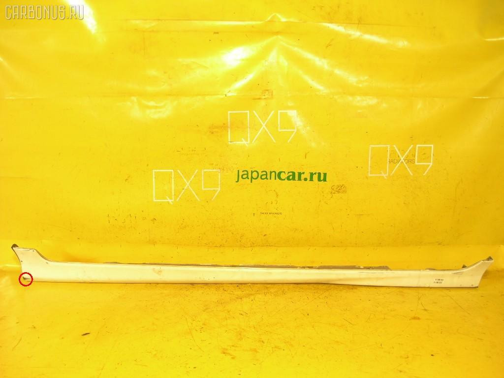 Порог кузова пластиковый ( обвес ) TOYOTA CALDINA ST215G. Фото 5