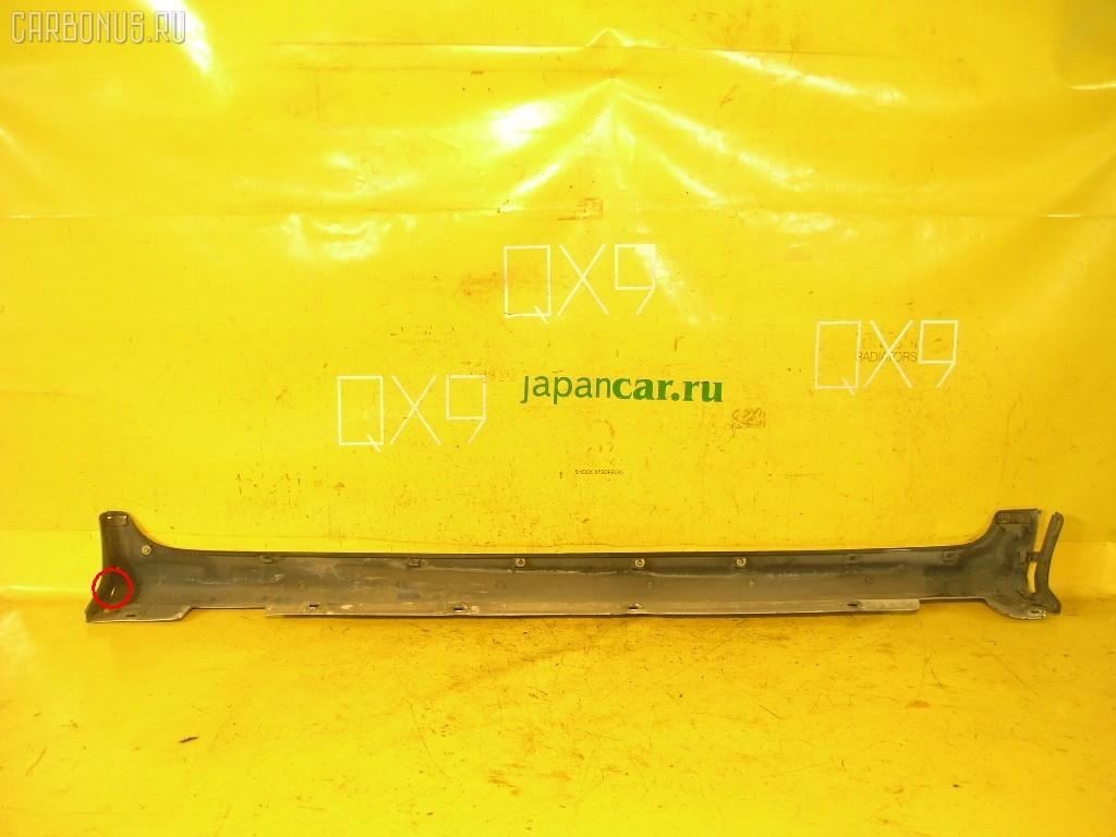 Порог кузова пластиковый ( обвес ) TOYOTA CALDINA ST215G. Фото 6