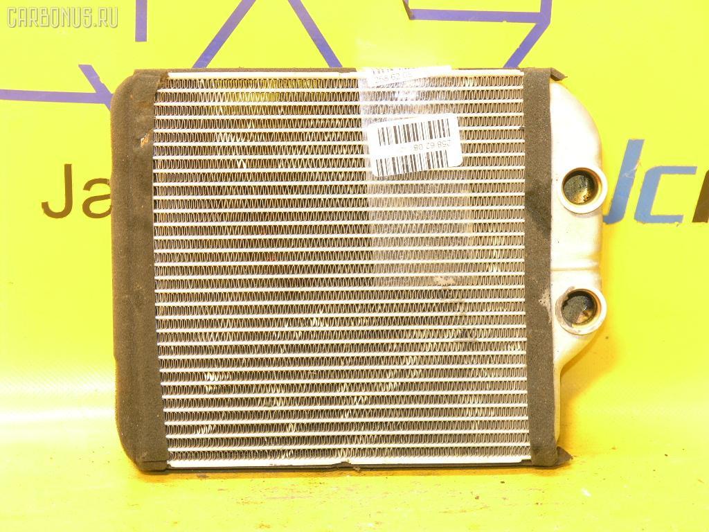 Радиатор печки TOYOTA CALDINA ST215G 3S-FE. Фото 2