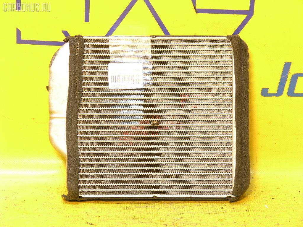 Радиатор печки TOYOTA CALDINA ST215G 3S-FE. Фото 3