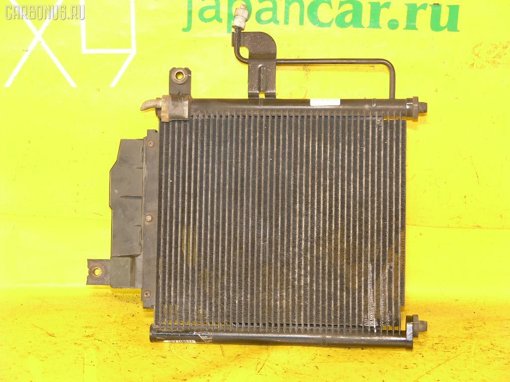 Радиатор кондиционера MAZDA DEMIO DW5W B5. Фото 4