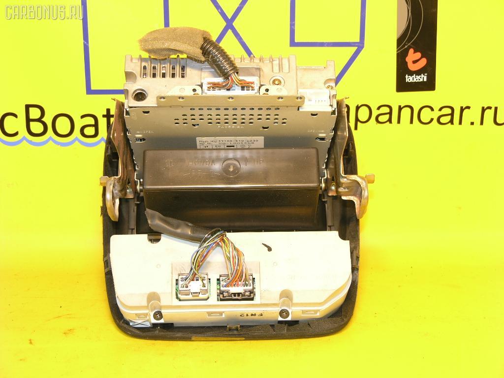Блок управления климатконтроля HONDA CR-V RD1 B20B. Фото 3