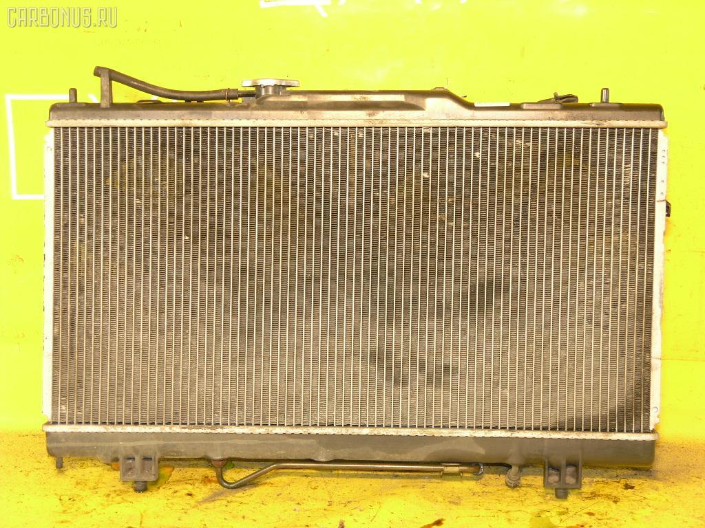 Радиатор ДВС TOYOTA CORONA PREMIO ST215 3S-FE. Фото 9