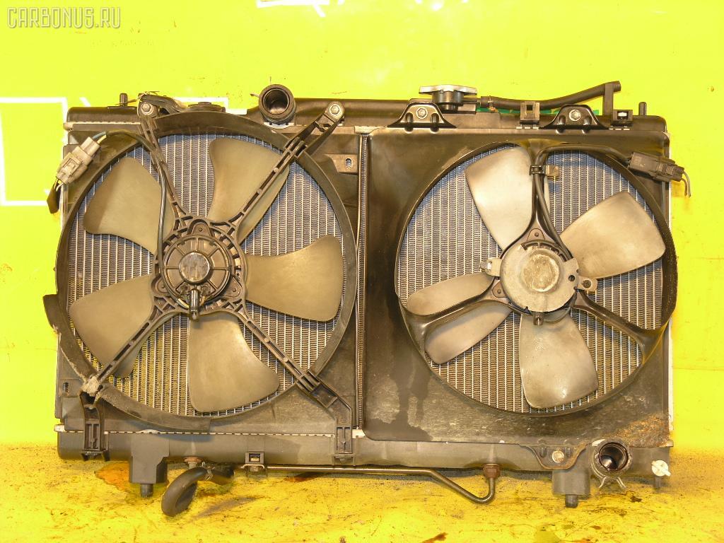 Радиатор ДВС TOYOTA CALDINA ST210G 3S-FE. Фото 10
