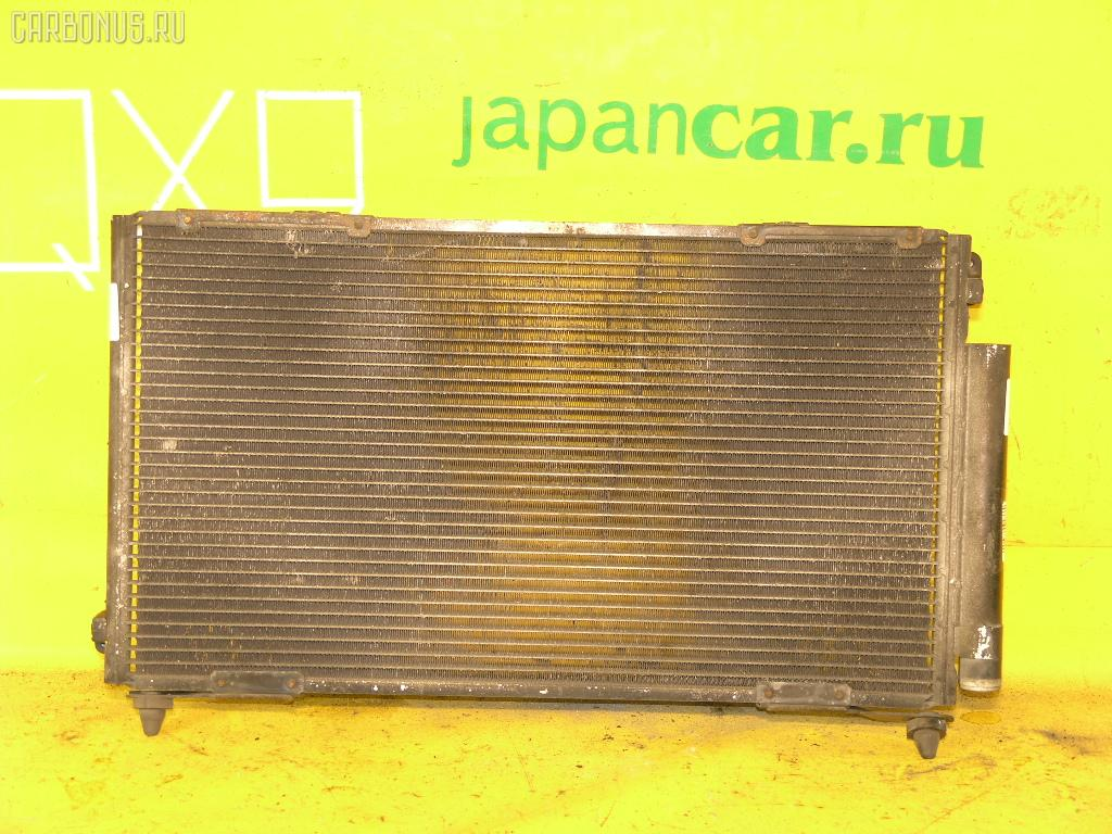Радиатор кондиционера TOYOTA CALDINA ST210G 3S-FE. Фото 5