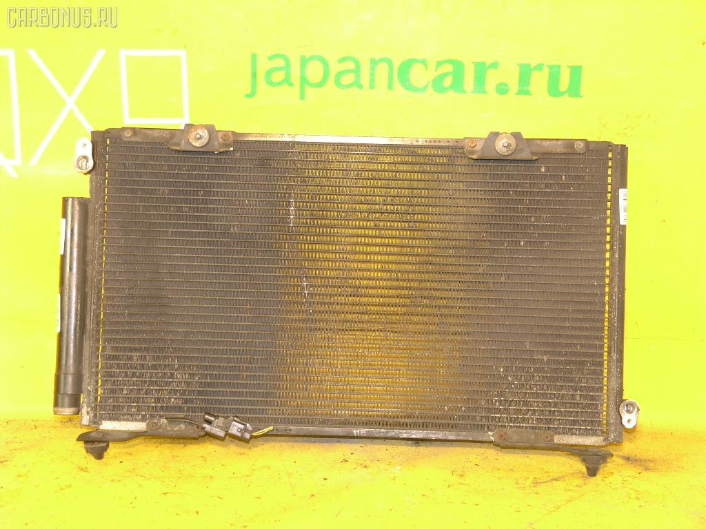 Радиатор кондиционера TOYOTA CALDINA ST210G 3S-FE. Фото 6