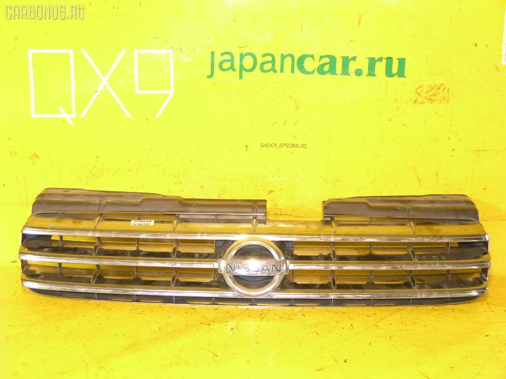 Решетка радиатора NISSAN STAGEA NM35 Фото 1