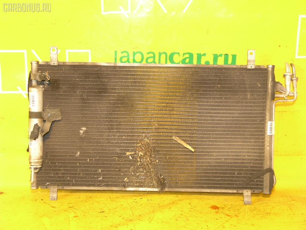 Радиатор кондиционера NISSAN STAGEA NM35 VQ25DD. Фото 2