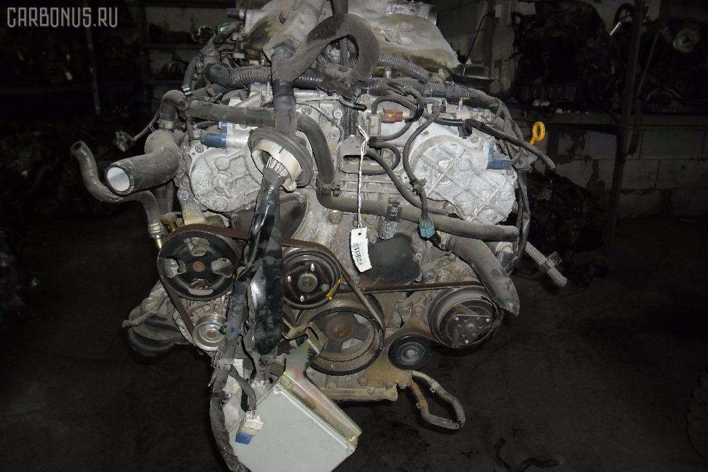 Двигатель NISSAN STAGEA NM35 VQ25DD. Фото 1