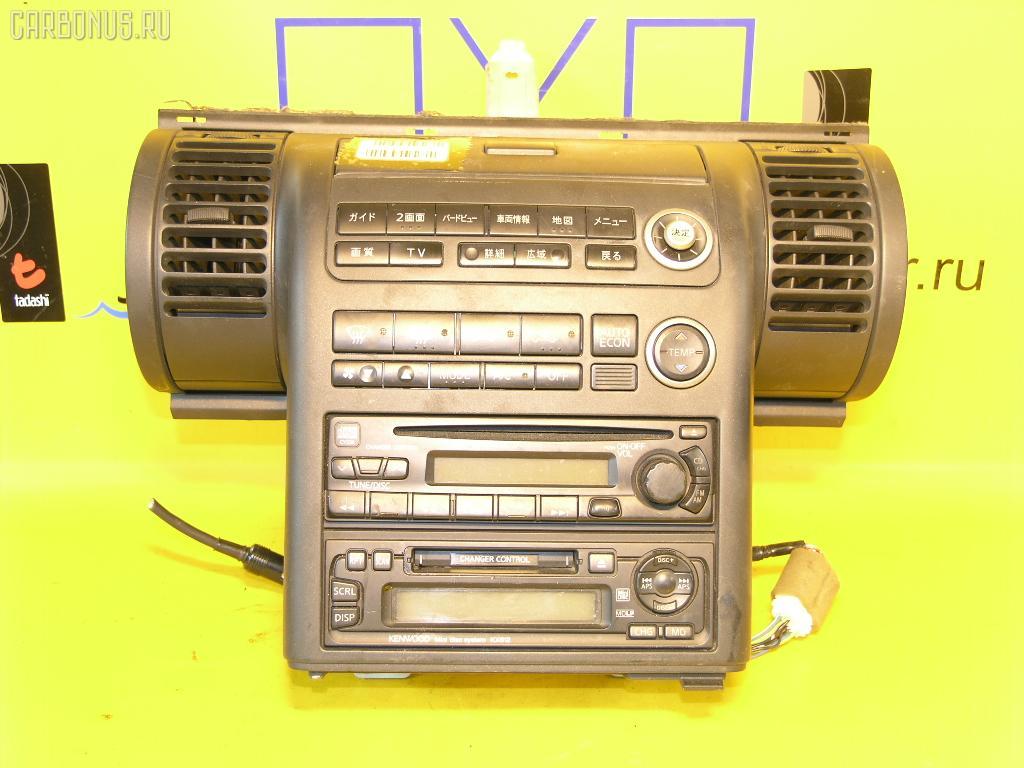 Блок управления климатконтроля NISSAN STAGEA NM35 VQ25DD. Фото 1