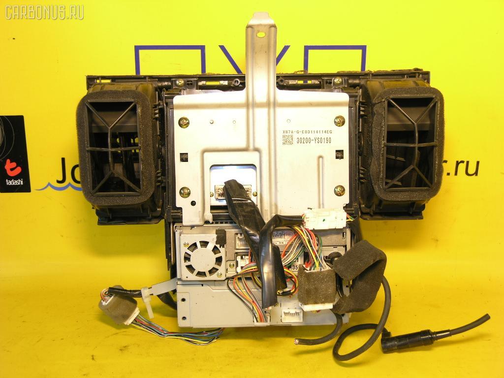 Блок управления климатконтроля NISSAN STAGEA NM35 VQ25DD. Фото 2