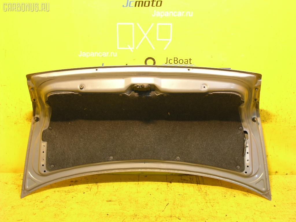 Крышка багажника NISSAN BLUEBIRD SYLPHY TG10. Фото 9