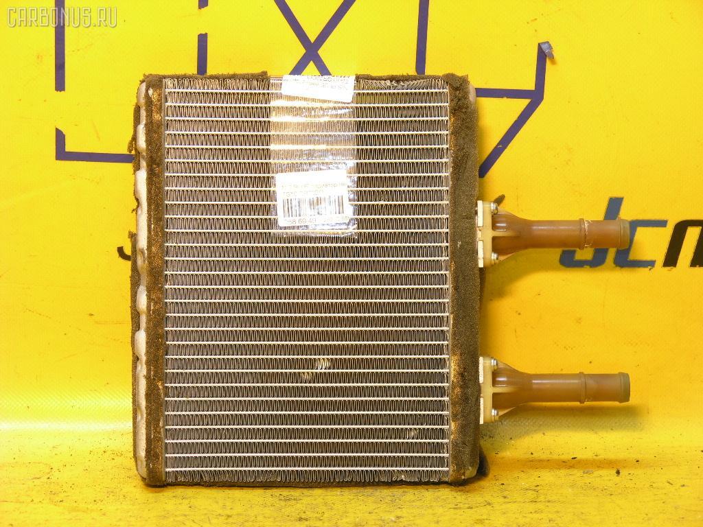 Радиатор печки NISSAN BLUEBIRD SYLPHY TG10 QR20DD. Фото 1