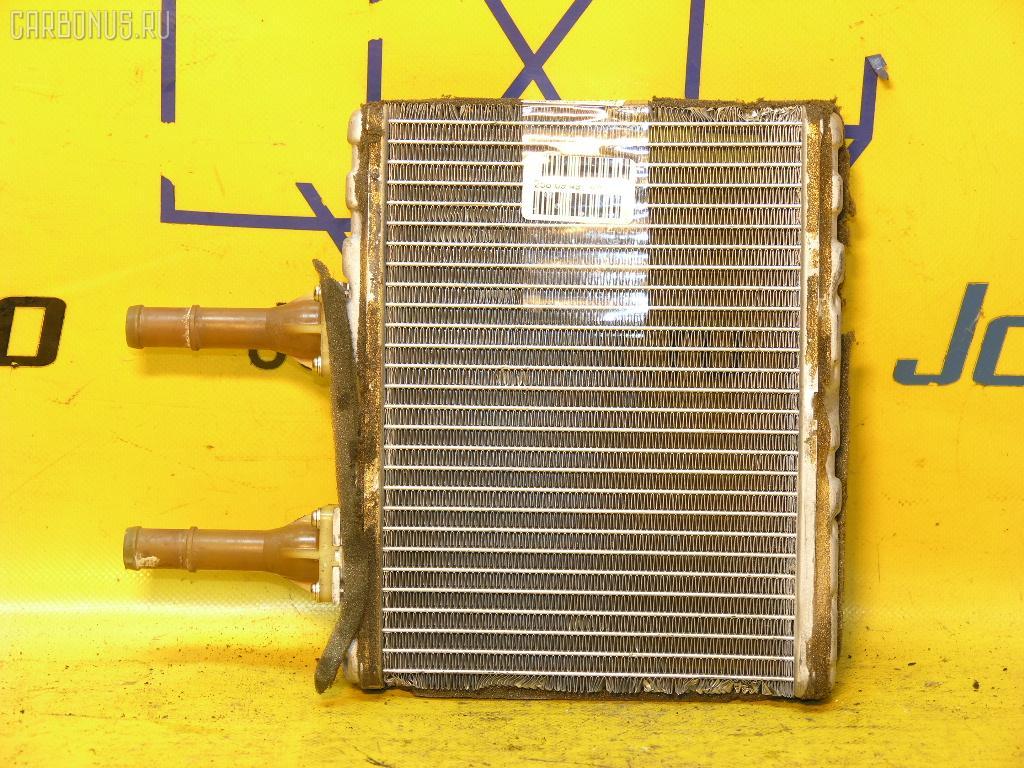 Радиатор печки NISSAN BLUEBIRD SYLPHY TG10 QR20DD. Фото 2