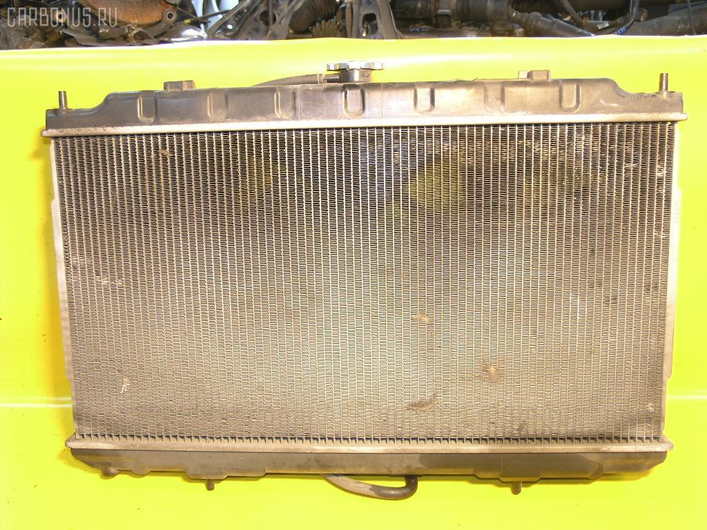 Радиатор ДВС NISSAN BLUEBIRD SYLPHY TG10 QR20DD. Фото 1