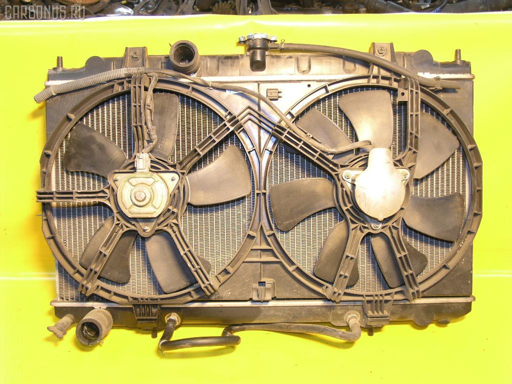 Радиатор ДВС NISSAN BLUEBIRD SYLPHY TG10 QR20DD. Фото 2