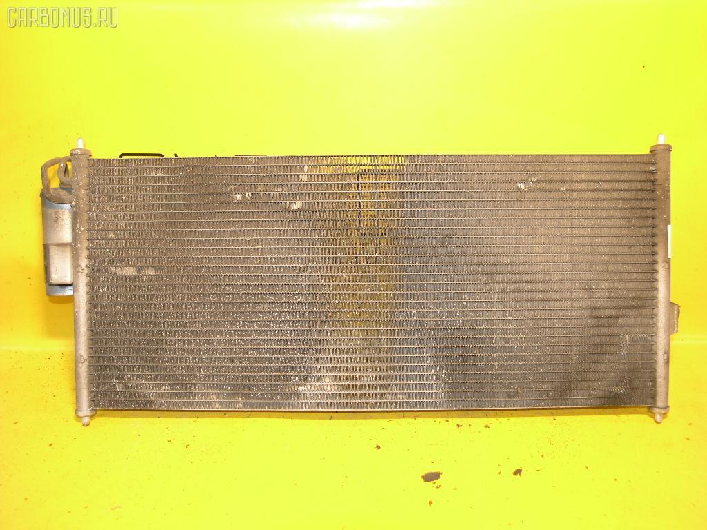 Радиатор кондиционера NISSAN BLUEBIRD SYLPHY TG10 QR20DD. Фото 1