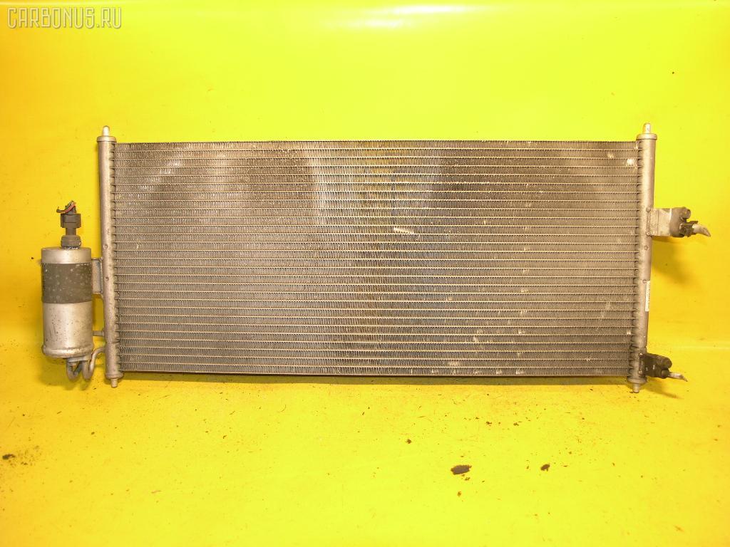 Радиатор кондиционера NISSAN BLUEBIRD SYLPHY TG10 QR20DD. Фото 2