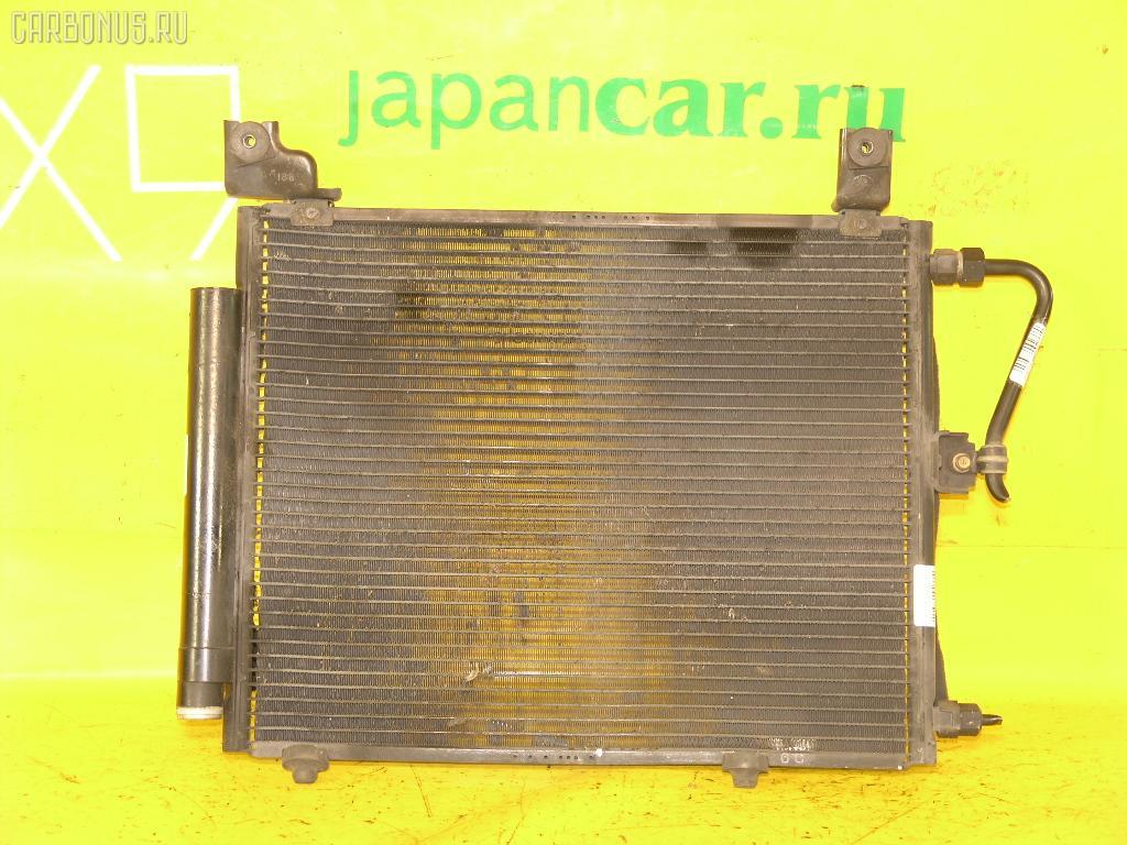 Радиатор кондиционера DAIHATSU TERIOS KID J131G EF-DEM. Фото 1