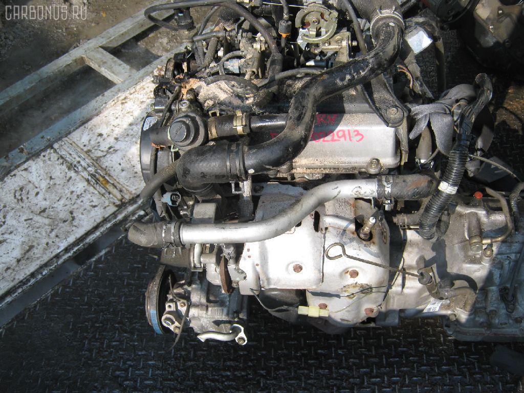 Двигатель DAIHATSU TERIOS KID J131G EF-DEM. Фото 1