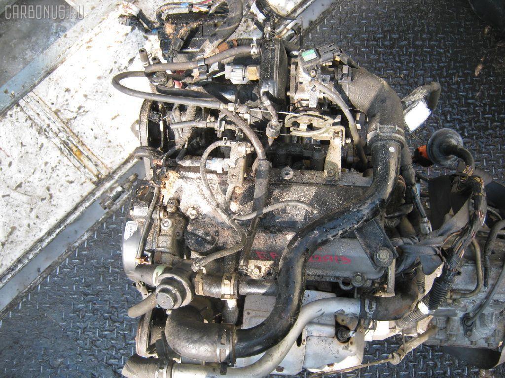 Двигатель DAIHATSU TERIOS KID J131G EF-DEM. Фото 2