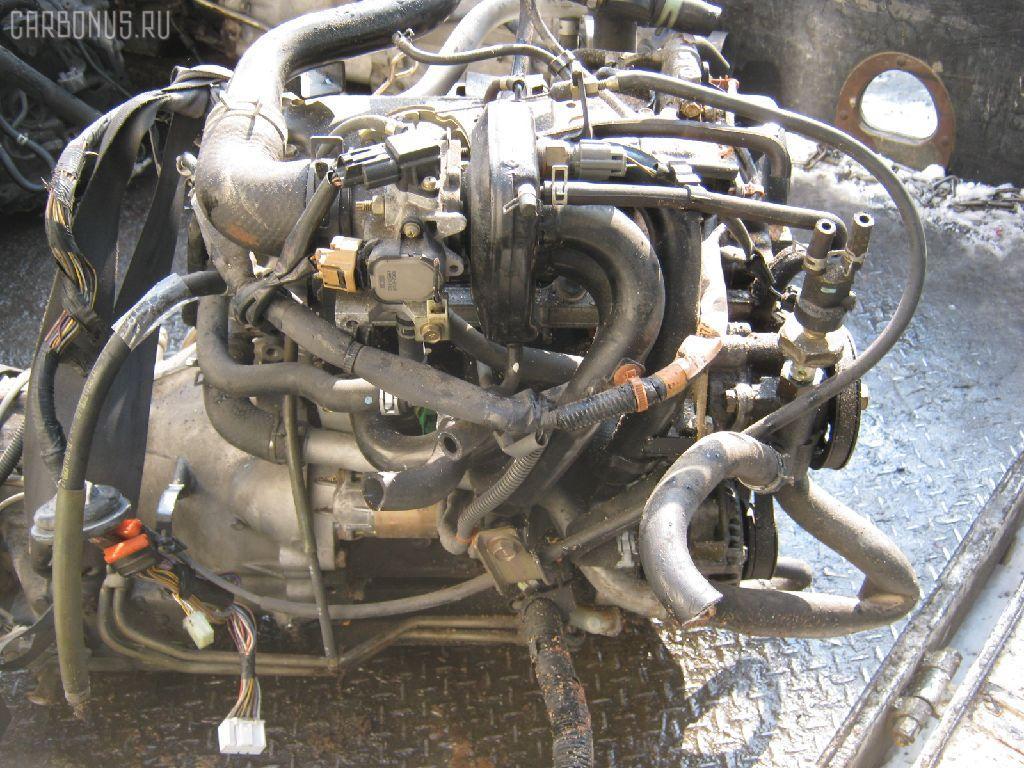 Двигатель DAIHATSU TERIOS KID J131G EF-DEM. Фото 3