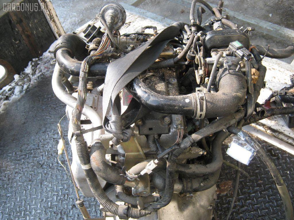 Двигатель DAIHATSU TERIOS KID J131G EF-DEM. Фото 5