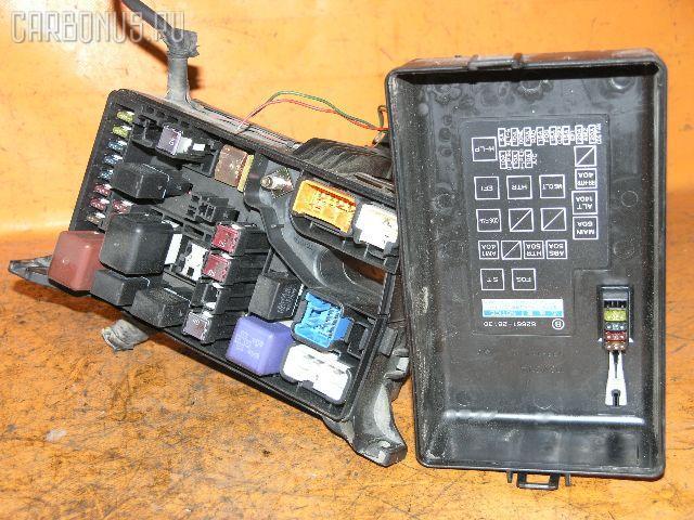 Блок предохранителей TOYOTA LITE ACE NOAH SR50G 3S-FE. Фото 2