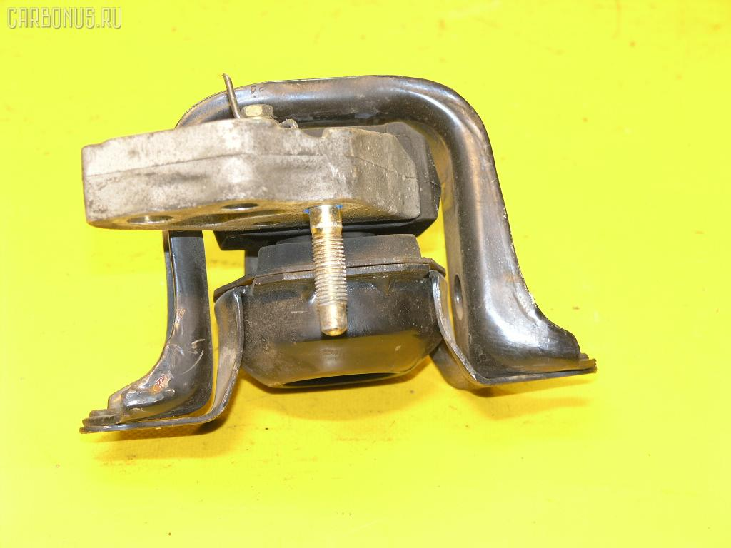 Подушка двигателя TOYOTA VITZ SCP10 1SZ-FE. Фото 1