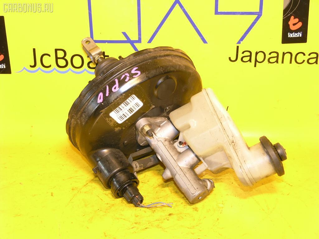 Главный тормозной цилиндр TOYOTA VITZ SCP10 1SZ-FE. Фото 5